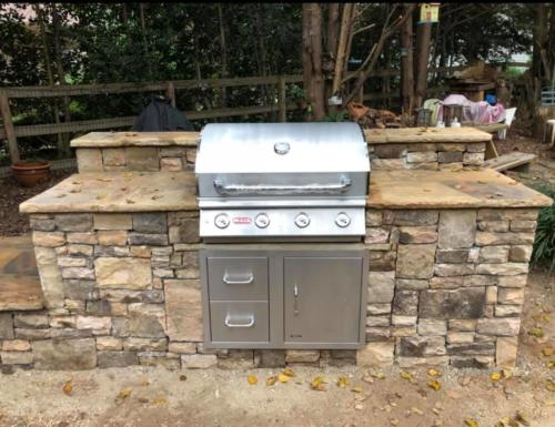 March 2019 - Outdoor Grill